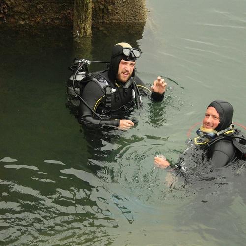 Nautilus Dive Center organise des plongées de nettoyage sur ses sites de plongée au bord de la Rance